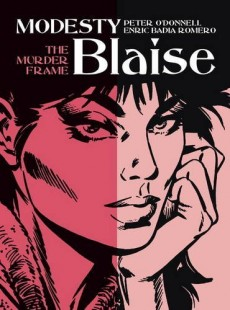 Modesty Blaise: The Murder Frame
