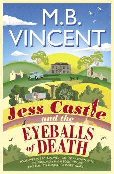 Jess Castle and the Eyeballs of Doom
